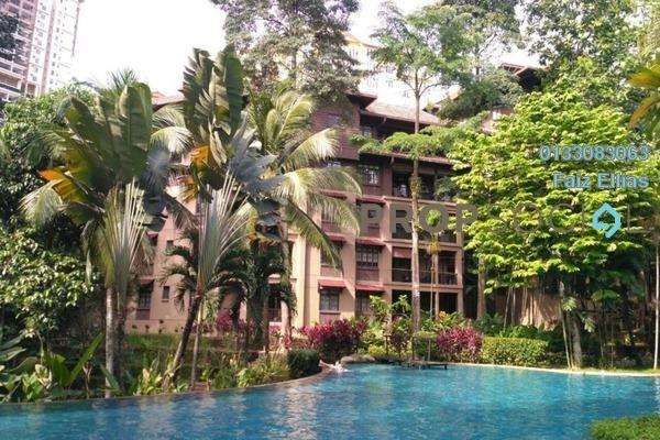 For Sale Condominium at Kampung Warisan, Setiawangsa Freehold Semi Furnished 4R/3B 1m
