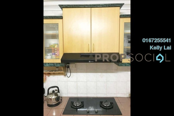 For Sale Condominium at Sri Intan 2, Jalan Ipoh Freehold Semi Furnished 3R/2B 429k
