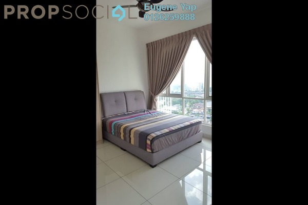 For Rent Serviced Residence at Court 28 @ KL City, Sentul Freehold Semi Furnished 3R/2B 2k