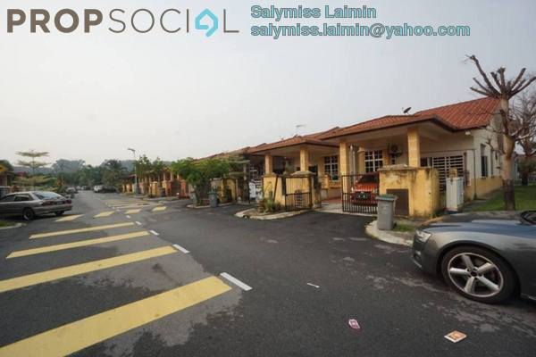 For Sale Terrace at Seremban Garden, Seremban Freehold Unfurnished 3R/2B 250k