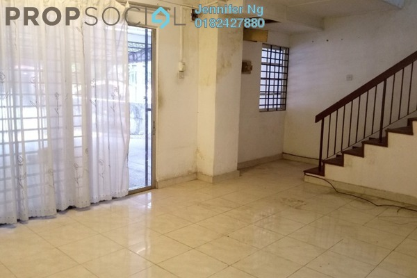 For Sale Terrace at SS18, Subang Jaya Freehold Semi Furnished 4R/3B 700k
