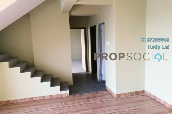 For Rent Duplex at Taman Sentul Jaya, Sentul Freehold Semi Furnished 3R/2B 1.4k