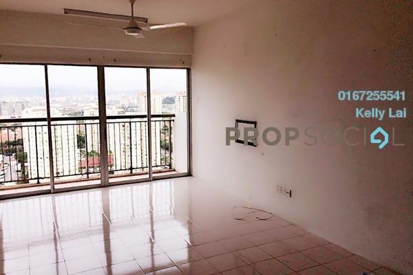 For Sale Condominium at Plaza Medan Putra, Bandar Menjalara Freehold Semi Furnished 4R/2B 350k