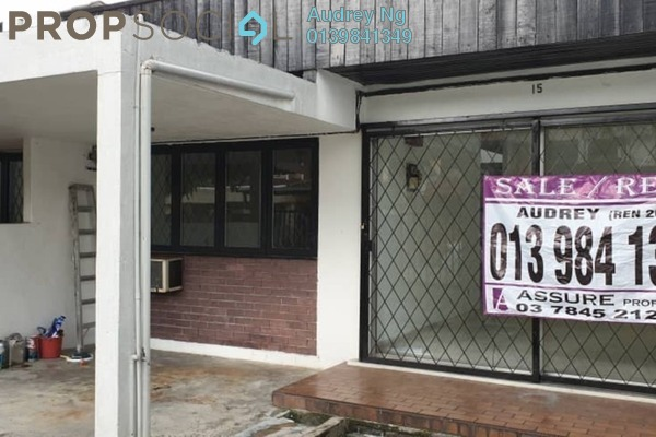 For Sale Terrace at SS18, Subang Jaya Freehold Unfurnished 3R/2B 675k