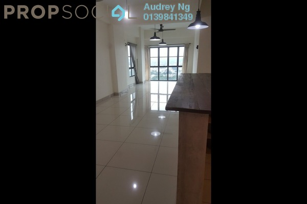 For Sale Condominium at Park 51 Residency, Petaling Jaya Freehold Semi Furnished 4R/2B 557k