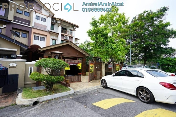 For Sale Terrace at Bandar Bukit Tinggi 2, Klang Freehold Semi Furnished 5R/5B 1.5m