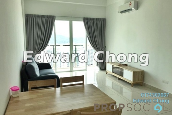 For Rent Condominium at Tropicana Bay Residences, Bayan Indah Freehold Fully Furnished 3R/2B 1.8k