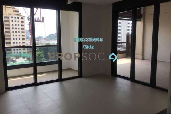 For Rent SoHo/Studio at Arcoris, Mont Kiara Freehold Semi Furnished 1R/1B 3.6k