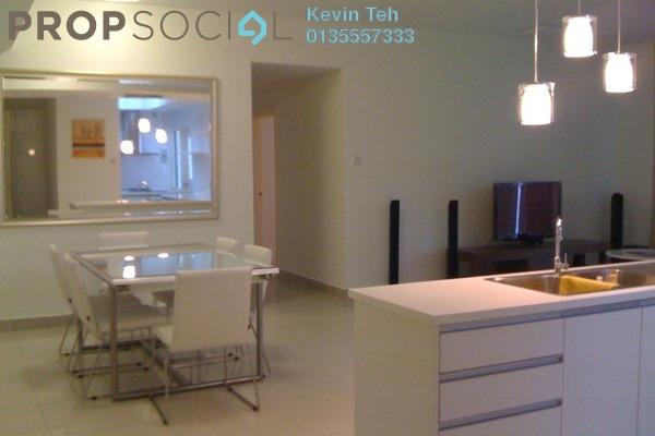 For Sale Condominium at Solaris Dutamas, Dutamas Freehold Fully Furnished 2R/2B 1.5m