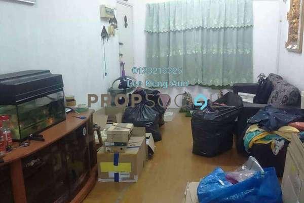 For Rent Apartment at Taman Pendamar Indah 2, Port Klang Freehold Unfurnished 3R/2B 600translationmissing:en.pricing.unit