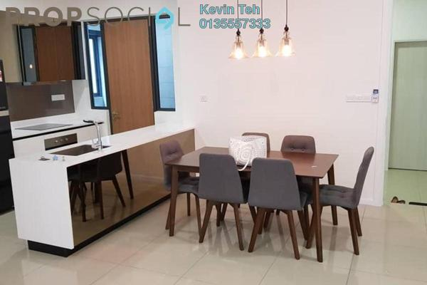 For Sale Condominium at Anjali @ North Kiara, Segambut Freehold Fully Furnished 3R/2B 950k
