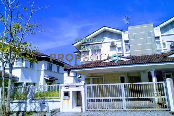 For Sale Semi-Detached at Taman Tasik Semenyih, Semenyih Freehold Semi Furnished 6R/3B 439k