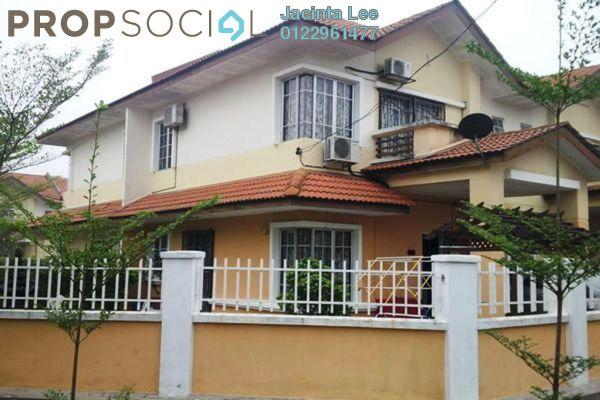For Sale Semi-Detached at Seksyen 6, Bandar Bukit Mahkota Freehold Semi Furnished 4R/3B 401k