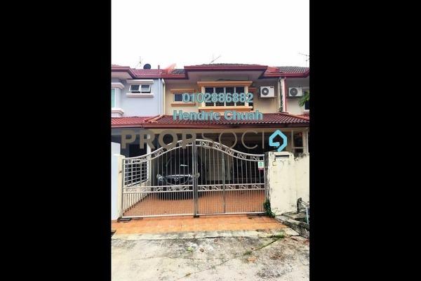 For Sale Terrace at BU1, Bandar Utama Freehold Semi Furnished 4R/3B 1.25m