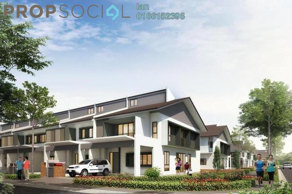For Sale Link at Keranji @ Greenwoods Salak Perdana, Sepang Freehold Unfurnished 4R/3B 463k