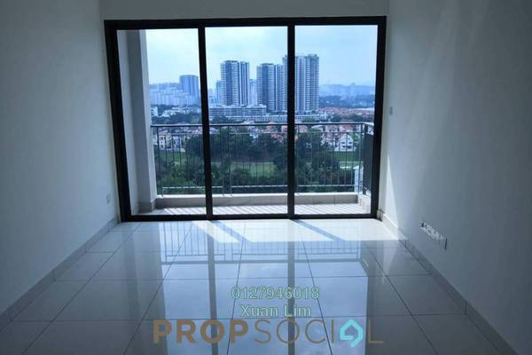 For Sale Serviced Residence at The Link 2 Residences, Bukit Jalil Freehold Unfurnished 3R/2B 720k