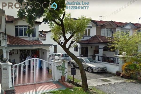 For Sale Terrace at Bandar Damai Perdana, Cheras South Freehold Semi Furnished 3R/2B 365k