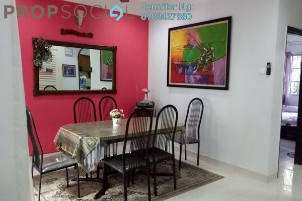 For Sale Terrace at USJ 3, UEP Subang Jaya Freehold Semi Furnished 4R/3B 880k