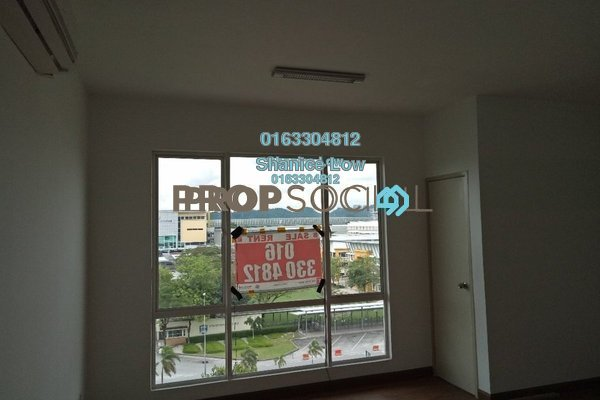 For Rent SoHo/Studio at Cova Square, Kota Damansara Leasehold Semi Furnished 2R/1B 1.4k