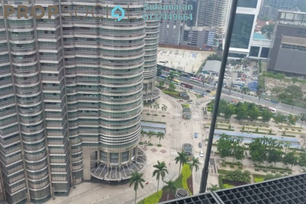 For Rent Condominium at Le Nouvel, KLCC Freehold Fully Furnished 2R/3B 12k