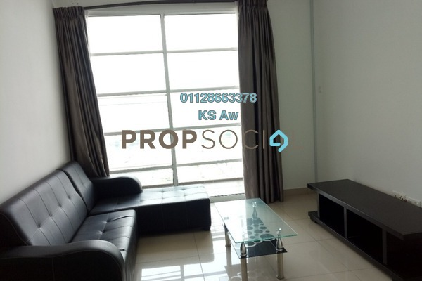 For Rent Condominium at Horizon Residence, Bukit Indah Freehold Fully Furnished 3R/2B 1.9k