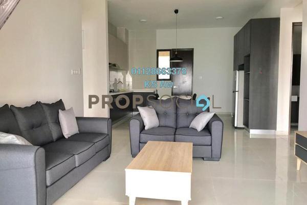 For Rent Condominium at Country Garden Danga Bay, Danga Bay Freehold Fully Furnished 3R/1B 2.7k
