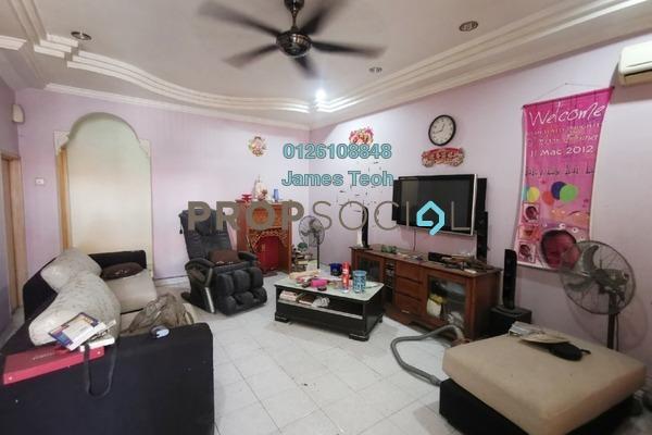 For Sale Terrace at Bandar Putera Klang, Klang Freehold Semi Furnished 4R/3B 380k