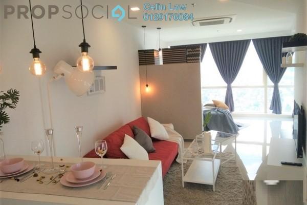 For Sale Condominium at Centrestage, Petaling Jaya Freehold Semi Furnished 1R/1B 329k