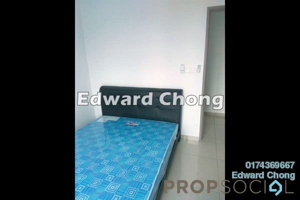 For Rent Condominium at Solaria Residences, Sungai Ara Freehold Fully Furnished 3R/2B 1.5k