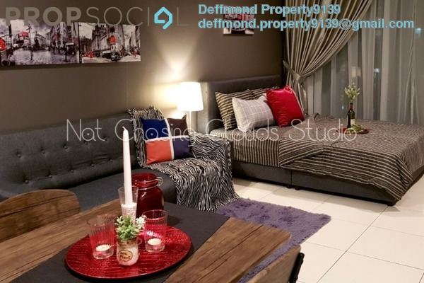 For Rent Condominium at Neo Damansara, Damansara Perdana Freehold Semi Furnished 1R/1B 1.6k
