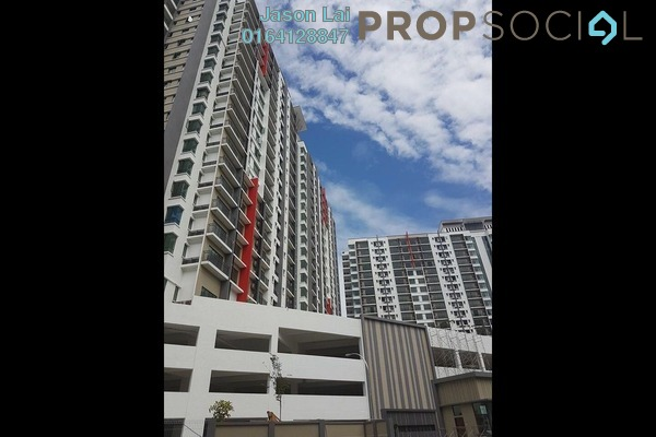 For Rent Condominium at V-Residensi, Selayang Heights Freehold Fully Furnished 3R/3B 1.8k
