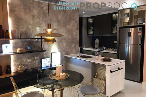 For Sale Condominium at Millerz Square, Old Klang Road Freehold Fully Furnished 2R/2B 749k
