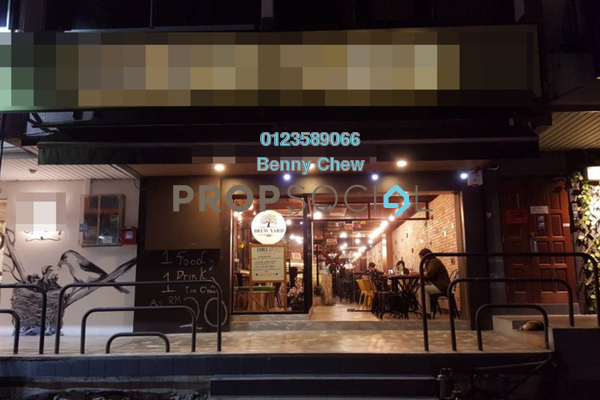 For Rent Shop at SS15, Subang Jaya Freehold Semi Furnished 0R/0B 6k