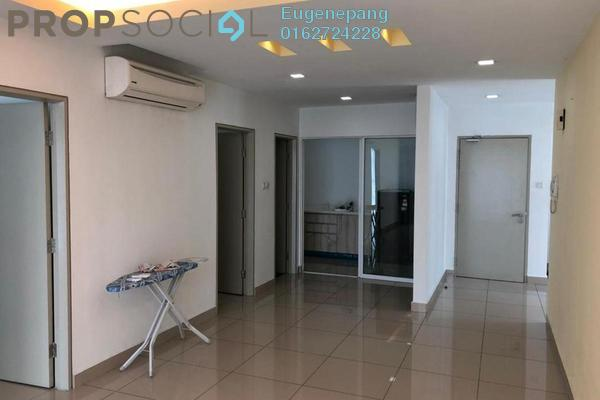 For Rent Condominium at Pacific Place, Ara Damansara Freehold Semi Furnished 3R/3B 2k
