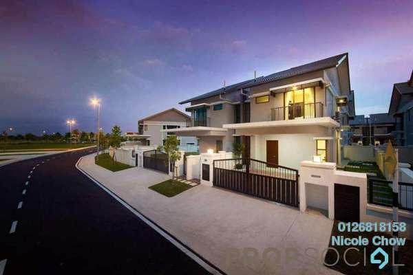 For Sale Terrace at Taman Jenderam Permai, Dengkil Freehold Unfurnished 4R/3B 460k