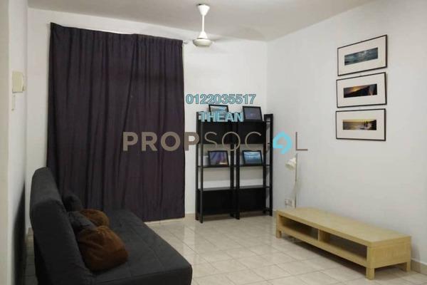 For Rent Apartment at Mutiara Perdana, Bandar Sunway Freehold Fully Furnished 3R/2B 1.5k