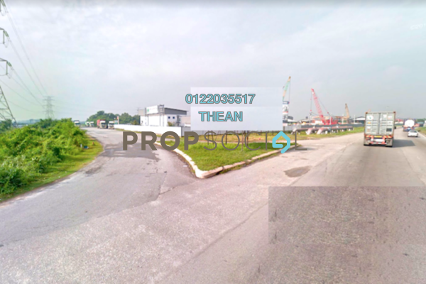 For Rent Land at Kampung Telok Gong , Port Klang Freehold Unfurnished 0R/0B 65k