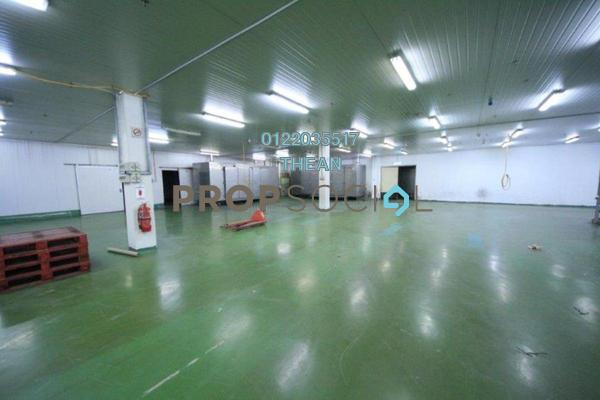 For Rent Factory at Section 16, Shah Alam Freehold Semi Furnished 0R/0B 117k