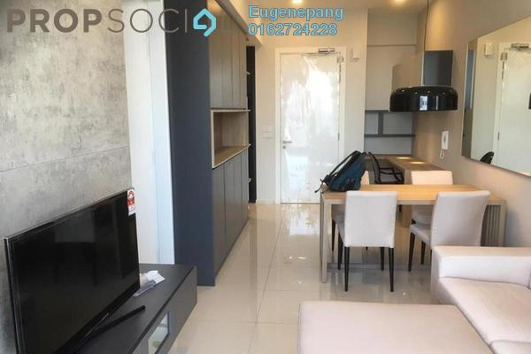 For Sale Condominium at The Robertson, Pudu Freehold Fully Furnished 1R/1B 1m