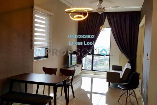 For Rent Serviced Residence at Sunway Geo Residences 2, Bandar Sunway Freehold Fully Furnished 1R/1B 2.9k