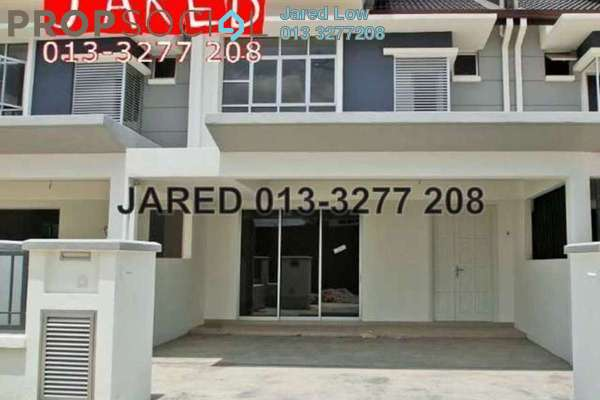 For Sale Terrace at Indah Residences, Kota Kemuning Freehold Semi Furnished 4R/4B 810k