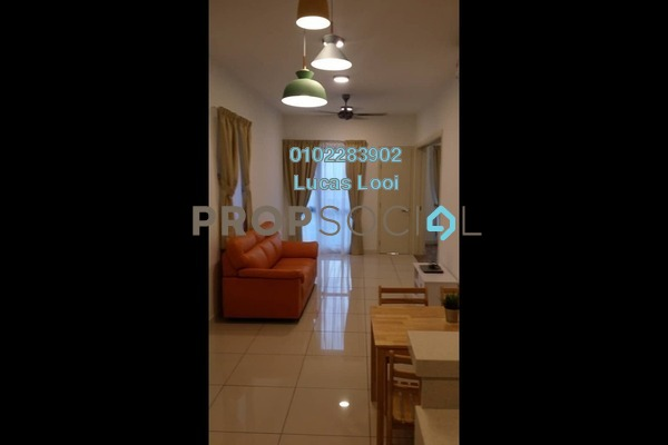 For Sale Serviced Residence at Sunway Geo Residences 2, Bandar Sunway Leasehold Fully Furnished 1R/1B 770k