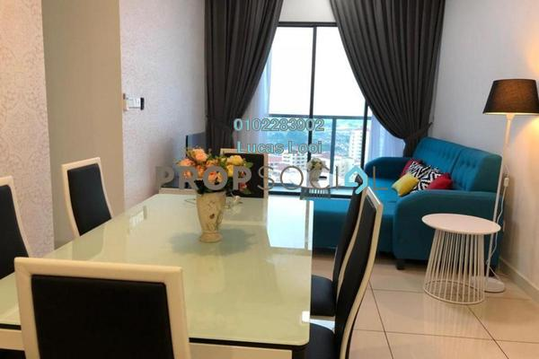 For Sale Serviced Residence at Sunway Geo Residences 2, Bandar Sunway Freehold Fully Furnished 3R/2B 1.15m