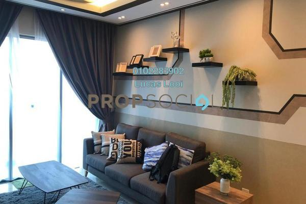 For Rent Serviced Residence at Sunway Geo Residences 2, Bandar Sunway Freehold Fully Furnished 3R/2B 4.2k