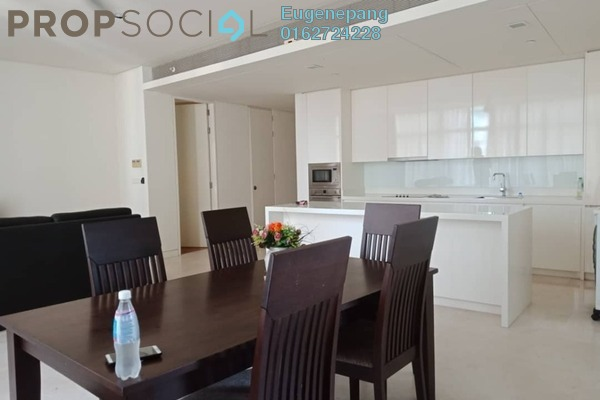 For Rent Condominium at The Troika, KLCC Freehold Fully Furnished 1R/2B 5.7k