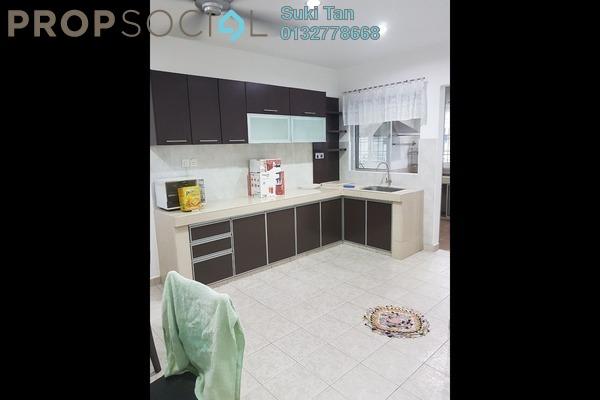 For Sale Terrace at Taman Bukit Maluri, Kepong Freehold Semi Furnished 4R/3B 948k