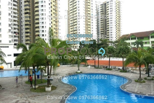 For Sale Condominium at Magna Ville, Selayang Freehold Unfurnished 3R/0B 248k