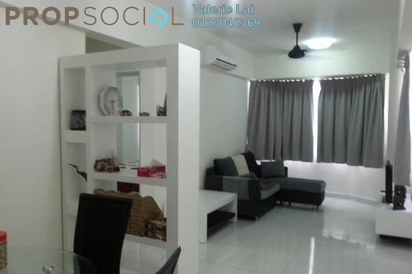 For Rent Serviced Residence at Main Place Residence, UEP Subang Jaya Freehold Fully Furnished 2R/1B 1.7k