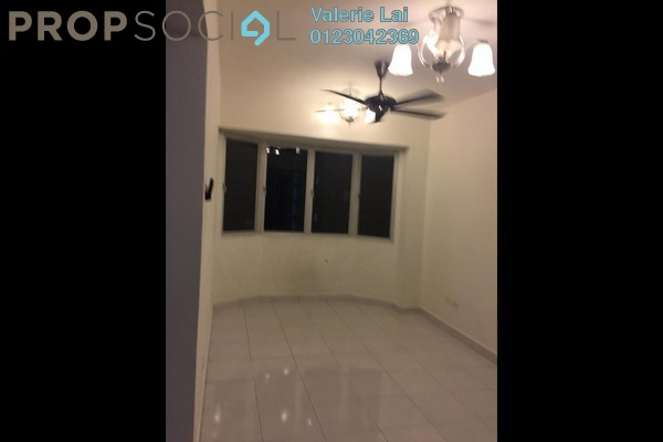 For Rent Serviced Residence at Main Place Residence, UEP Subang Jaya Freehold Semi Furnished 2R/1B 1.2k