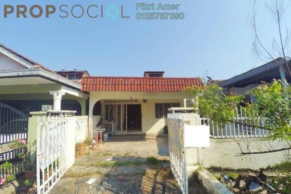 For Sale Terrace at Taman Sri Serdang, Seri Kembangan Leasehold Unfurnished 3R/2B 418k